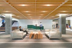 Cisco – Meraki – Offices by Studio O+A