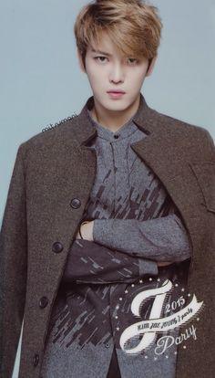Kim Jaejoong - JYJ #waitingForJaeJoong #LoveYouMore