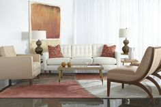 Rowe Collections | Sofas & Couches | Abbott Sofa