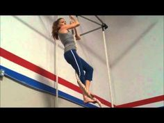 Learn How To Climb A Rope With Coach Meggin