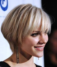 20 Trendy Short Haircuts 20 trendy short haircuts. Stunning and latest short haircuts. Amazing short haircuts according to your face and hair texture.