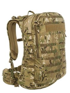 "Special Mission Patrol  This exclusive backpack was a cumulative design utilizing the Nimbus frame suspension system and input from numerous US Military Special Operations Operators! We call it the ""Nimbus"" in our Ultralight Series of ""civilian"" packs. In our Nimbus Ozone it won Backpacker Editors Choice award, and in our Nimbus Meridian it won Outside's Gear of the Year award."