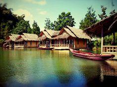 Kampung Sampireun, Garut, Jawa Barat