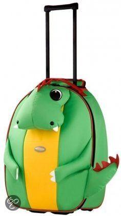 bol.com | Samsonite Sammies Dreams Dragon - Dagrugzak - 50 cm | Leuk koffer!