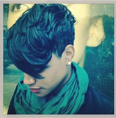 how to style a pixie cut with thick hair hairstyles to look cool 7162