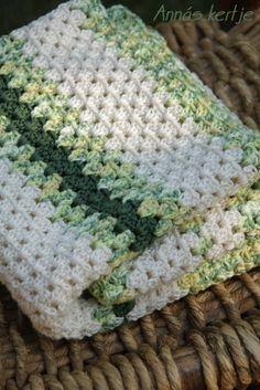 babatakaró leírás crochet blanket