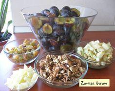 Gem de prune special. Componente Preserves, Acai Bowl, Food And Drink, Breakfast, Soups, Winter, Marmalade, Canning, Acai Berry Bowl