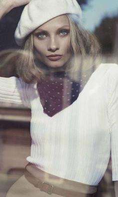 The Look: Anna Selezneva