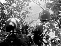 Militaires du BF/ONU décédés au cours de la Guerre de Corée  - © ECPAD