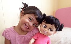 20 Beautiful Babies That Look Just Like The Dolls They Sleep With