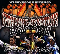 2012 Gathering Of Nations CD: This recording of #Native American music, recorded live at the 2012 Gathering of Nations #Pow Wow is intended to provide the listener with the complete experience from this event. #PrairieEdge