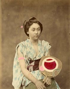 Japanese Samurai And Courtesans Brought To Life In Vivid Color