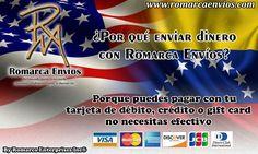 #RomarcaEnvios es tú mejor opción al ofrecerte las mejores #TasasDeCambio del mercado alternativo.  #EnvioDeDinero #VenezolanosEnElExterior