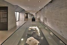 Museo del Desierto de Atacama, Monumento Ruinas De Huanchaca / Coz, Polidura y Volante Arquitectos