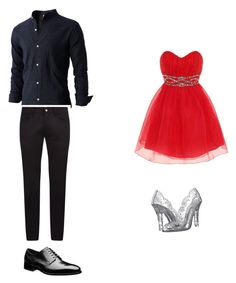 """Dating"" by madyf1010 ❤ liked on Polyvore featuring beauty, Dorothy Perkins and Dolce&Gabbana"