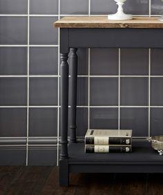 MH Earl Grey Atlas Skirting Tile
