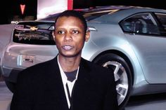Jelani Aliyu, hails from Sokoto State, Nigeria and is General Motors Lead Exterior Designer and the designer of the Chevy Volt. General Moto