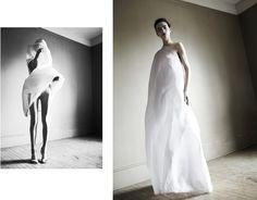 Magda Laguinge by Arno Frugier for SSAW Magazine Spring Summer 2013 8