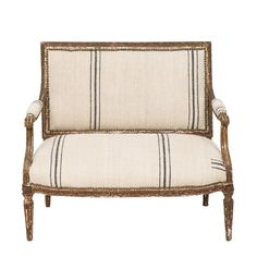 petite+palais+settee at Found Home -- $800