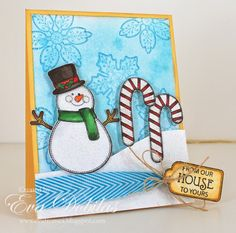 For the love of life: JustRite Papercrafts: Applique Christmas Clear Stamps