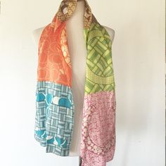 COACH SCARF Very good used condition. Coach Accessories Scarves & Wraps