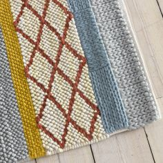Knotty - A rug for life in the slow lane where bare feet and socks rule. Big it up! Knotty - Floor Rugs   Loaf