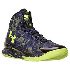 Men's Under Armour Curry One Basketball Shoes - 1258723 005 | Finish Line