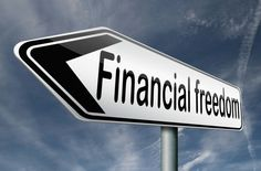 Financial freedom for both Jenn and I. It will take either being a 9-75, owning 20 properties; or a mix of both. One way or another, we will be free'