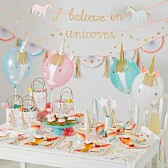Unicorn Party Collection  | The Land of Nod