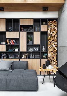 Amazing 32 Extraordinary Bookshelf Design Ideas To Decorate Your Home More Beautiful Home Library Design, Office Interior Design, House Design, Interior Designing, Interior Decorating, Living Room Designs, Living Room Decor, Flur Design, Rustic Bedroom Design