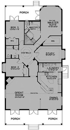Bigger than I planned…Florida Cracker House Plan at COOLhouseplans. Metal House Plans, Pole Barn House Plans, Pole Barn Homes, Best House Plans, Country House Plans, Dream House Plans, Small House Plans, The Plan, How To Plan