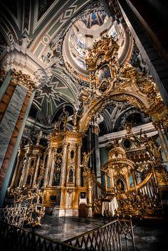 Golden Church by Scott Man on 500px