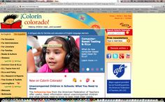 """1/5 Instructional strategy apps or websites for teachers of ELLs . This website is called """"Colorín colorado!"""". This website is in either English or Spanish, and includes a lot of links which take you to books. There is also a information tab for teachers and families. This website provides information on assessment, ELL instruction, and other important information. Then for families the website provides information on schooling and home."""