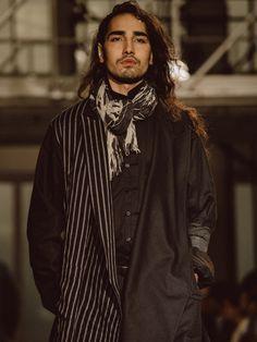 Yohji Yamamoto SS17 Menswear