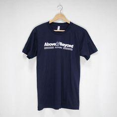 Above & Beyond Acoustic II Merchandise | Acoustic Navy Tour T-Shirt  #t-shirt #tour #2016 #aboveandbeyond #ABAcoustic #AcousticII #merchandise #musiclabel #recordlabel #Anjunabeats #Anjuna
