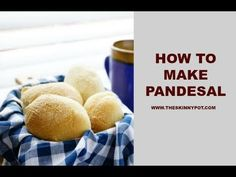 Filipino Pandesal Recipe that Actually Tastes Like Pandesal. I am sharing with 'ya all this Pandesal recipe that is easy to follow .Your family will love it