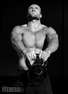 FITRX-KETTLEBELL-Here's a Kettlebell Workout to build up explosive power & strength