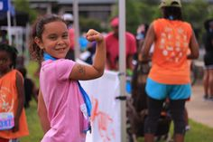 2012 Run Louisiana Girls on the Run 5k Recap (Video)