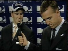 ahahahaha...'that's my brother right there' eli & peyton manning put to music...hilarious.