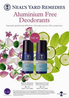 buy your clean & safe deodorants at uk.nyrorganic.com/shop/sarah_hannant