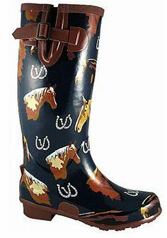 Women's Palomino Rubber Boots | ChickSaddlery.com