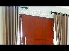 Gorden North West Park NB 02 Citraland Bukit Palma - YouTube Window Styles, Surabaya, North West, Windows, Curtains, Park, Interior, Youtube, Life