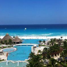 Breathtaking pool views - The Westin Lagunamar Ocean Resort Villas #mySVNvacation #cancun
