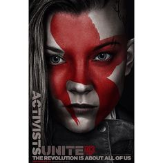 #Cressida; a visionary with an unwavering dedication to the truth. #Unite #MockingjayPart2