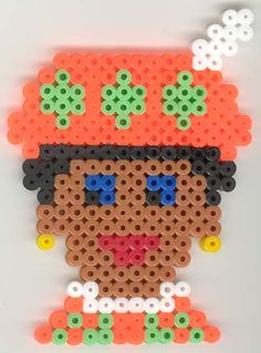 Send a Smile Sinterklaas Hama Beads Patterns, Beading Patterns, Crafts For Kids, Arts And Crafts, Paper Crafts, Filet Crochet, Fun Activities For Toddlers, Saint Nicolas, Iron Beads