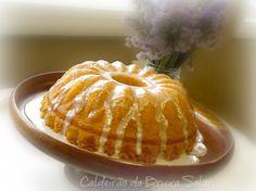 Caldeirão da Bruxa Solar - bolo de limão siciliano