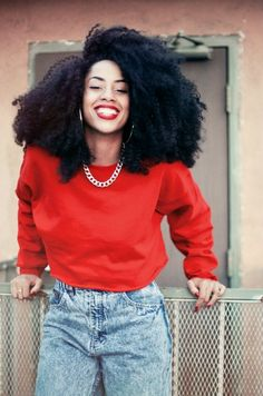 #NaturalHair volume!