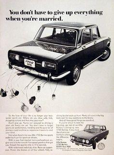 1970 Alfa Romeo 1750 Berlina