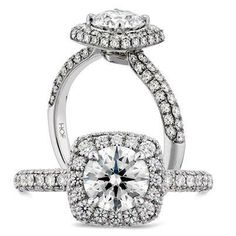 Hearts On Fire is a perfect choice for popping the question.