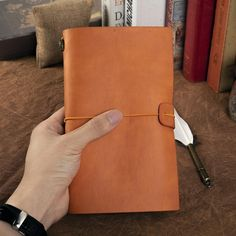Great Leather Notebook Gifts For Wife | Family Love Gifts